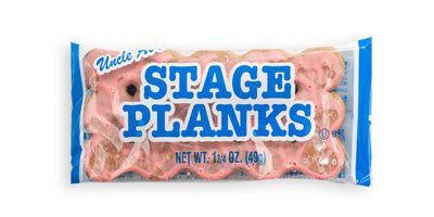 Old Fashioned Stage Planks