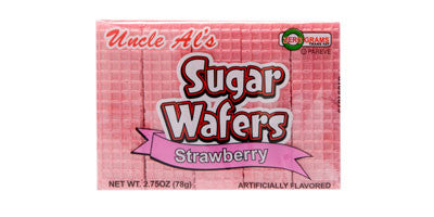 Uncle Als 2.75 oz Strawberry Sugar Wafers