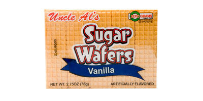 Vanilla Sugar Wafers