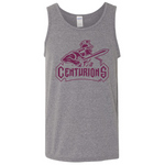 Centurions Heather Grey Logo Singlet