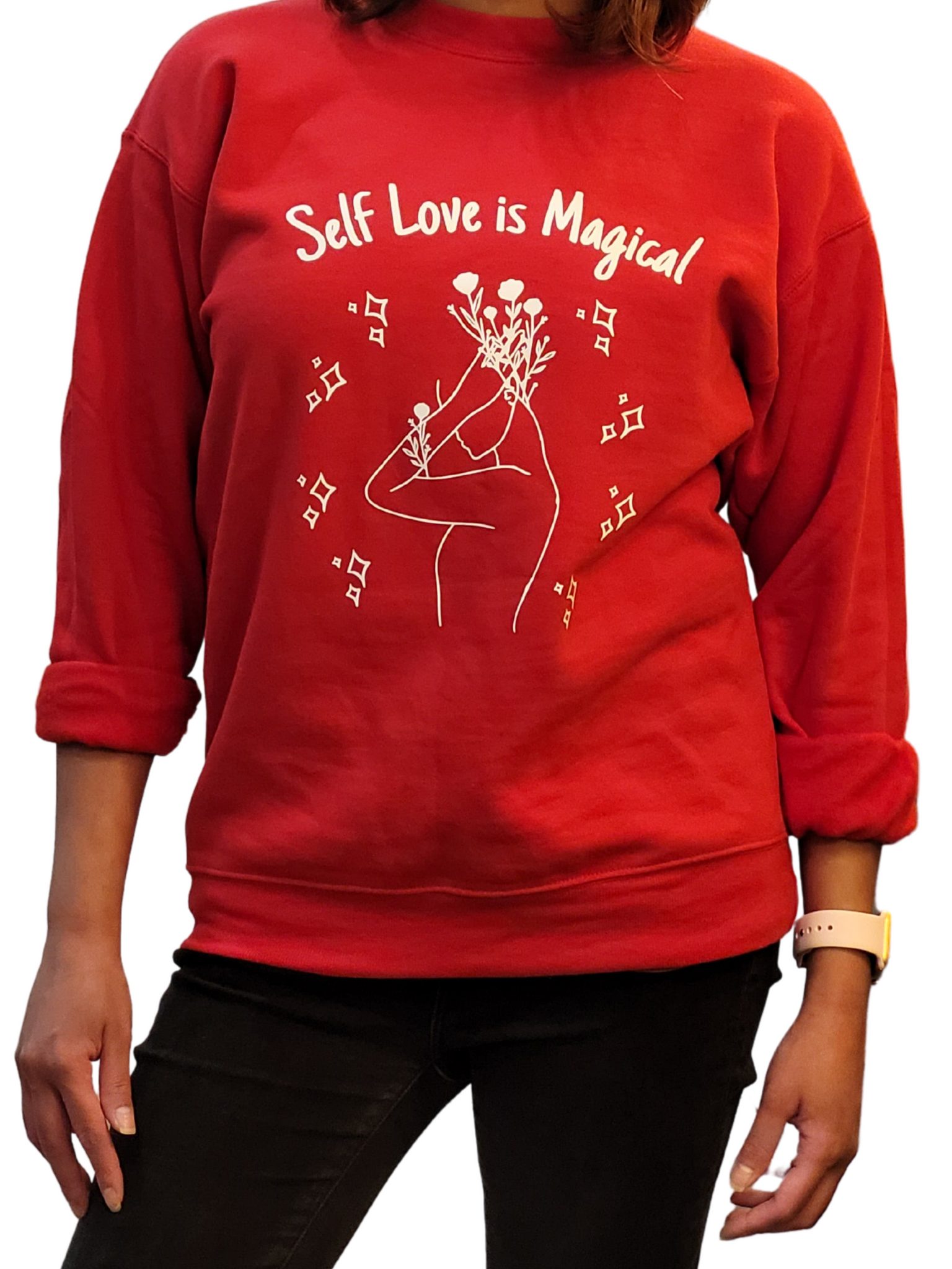 Self Love is Magical Sweater