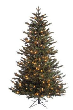 Sapin artificiel - Macallan LED - h120xd96cm