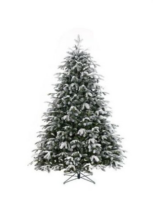 Sapin artificiel - Black Box Trees Frosted - h120xd104cm.