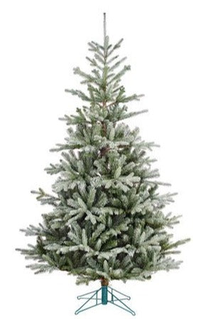 Sapin artificiel - Celits Frosted - h185xd112cm