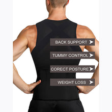 Load image into Gallery viewer, Body Shaper Men's Slimming Vest