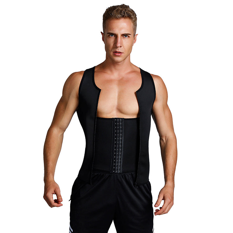 Body Shaper Men's Slimming Vest