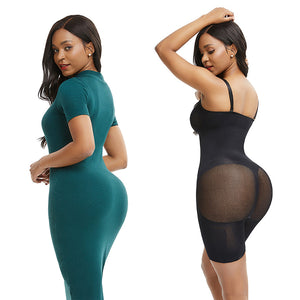 Butt Lifter Full Tummy Control Seamless Slimming Body Shaper Women