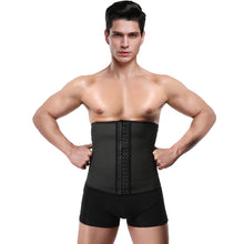 Load image into Gallery viewer, Latex Waist Trainer For Men