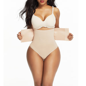 Buckle Shaper Panty Fitted Curve will make you have a charming body shape.