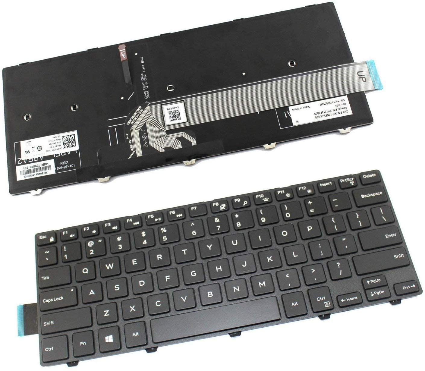 Dell Inspiron 14-3476 Keyboard