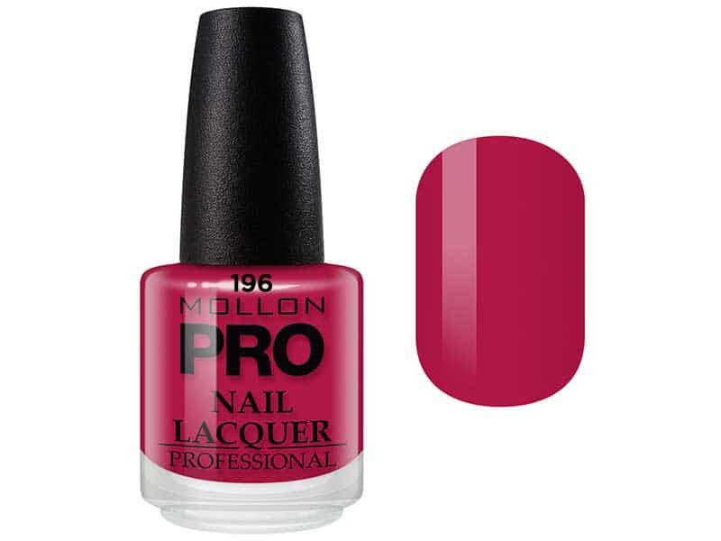vernis a ongle rouge