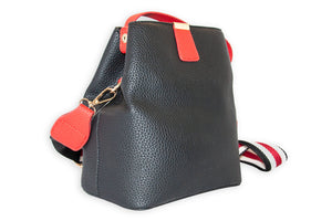 LADIES BAG LB-9227 BLACK