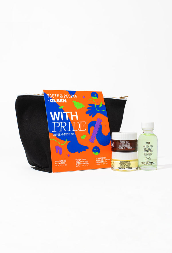 With Pride Minis Kit by Youth To The People