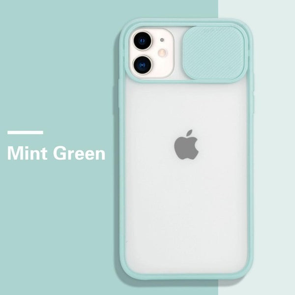 iPhone Case - Camera Lens Protection