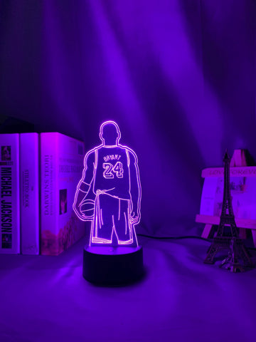 Kobe Bryant LED Night Light