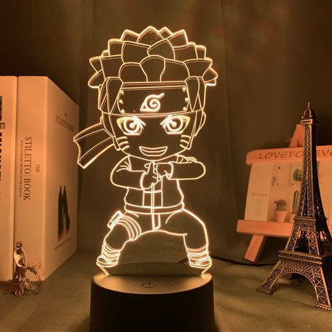 Naruto LED Night Light