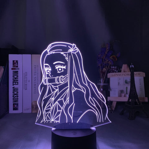 Nezuko LED Night Light