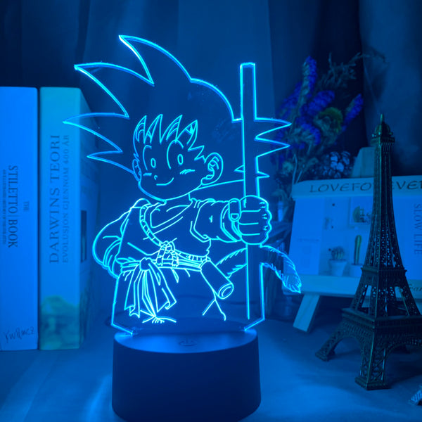 Kid Goku LED Night Light