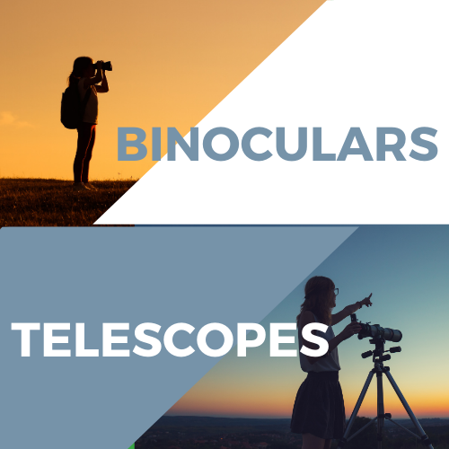 Binoculars vs. Telescopes - Which Should You Choose?