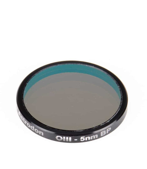 Accessories - Astrodon 5 Nm Narrowband Filters – OIII 5nm For 500.1 Nm