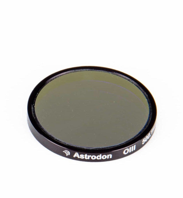 Accessories - Astrodon Narrowband Astrophotography Filters – OIII 3nm For 500.1 Nm