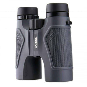 Binoculars - Carson 8x42mm 3D Series Binoculars W/ High Definition Optics - TD-842