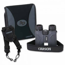 Load image into Gallery viewer, Binoculars - Carson 8x42mm 3D Series Binoculars W/ High Definition Optics - TD-842