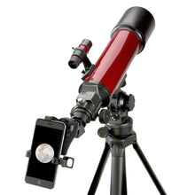 Load image into Gallery viewer, Carson 25-56x80mm RedPlanet Refractor Telescope W/ Smart Phone Adapter