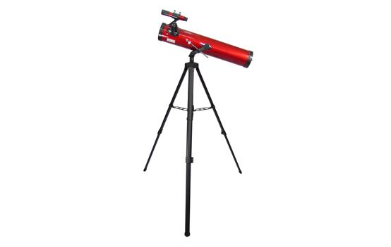 Carson 35-88 X 76mm RedPlanet Reflector Telescope W/ Smart Phone Adapter