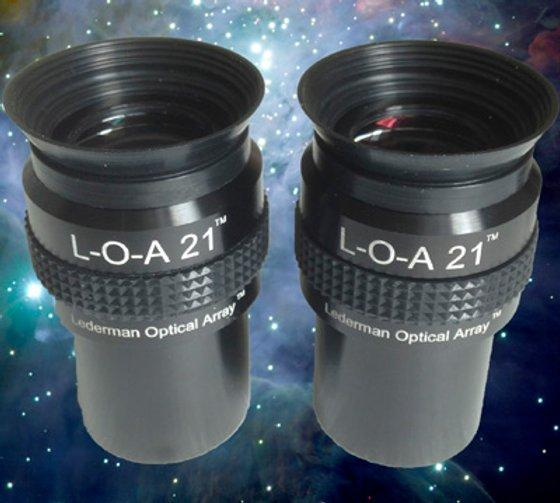 Denkmeier LOA 21 3D Deep Immersion Eyepiece Pair