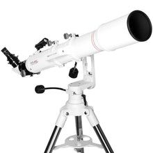 Load image into Gallery viewer, Explore FirstLight 4-inch Refractor On The TwiLight I Adjustable Alt-Azimuth Mount With Accessories