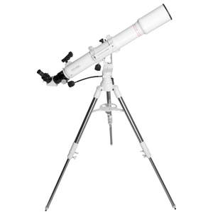 Explore FirstLight 4-inch Refractor On The TwiLight I Adjustable Alt-Azimuth Mount With Accessories