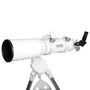 Explore FirstLight 4-inch Refractor On The TwiLight Nano Alt-Azimuth Mount With Accessories