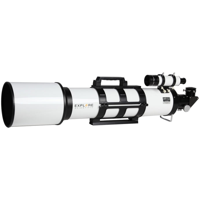 Explore Scientific 152mm Achromat Refractor Telescope - Optical Tube Assembly With Accessories