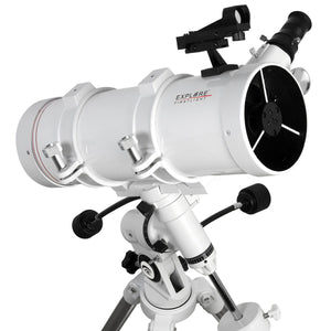 FirstLight 4.5-inch Newtonian On The Nano Equatorial Mount With Accessories