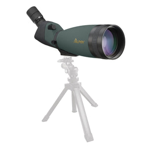 Spotting Scopes - Alpen Shasta Ridge 25-75x100 Waterproof Spotting Scope - 798