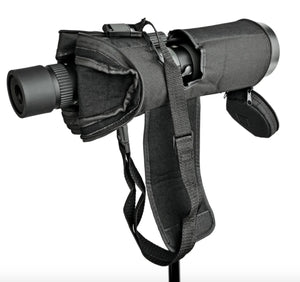 Spotting Scopes - Bresser Condor 20-60x85 Straight View Spotting Scope - 43-21501