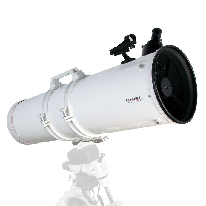 Telescopes - Explore FirstLight 203mm Newtonian - Optical Tube Only