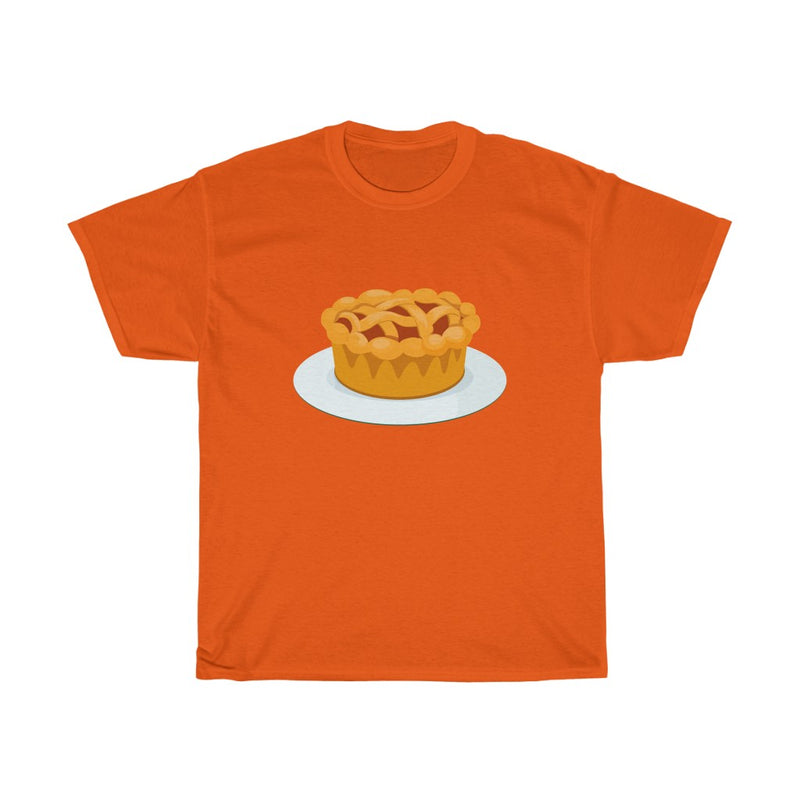 Baking and cooking Pie Design T shirt - Unisex Heavy Cotton Tee