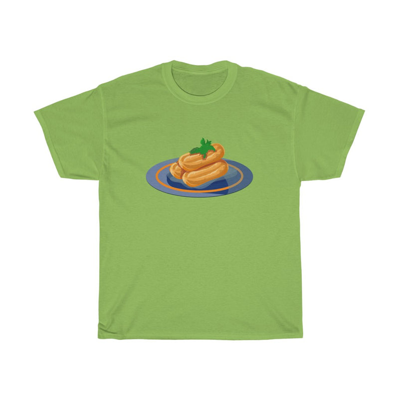 Baking and cooking Breads Design T shirt - Unisex Heavy Cotton Tee