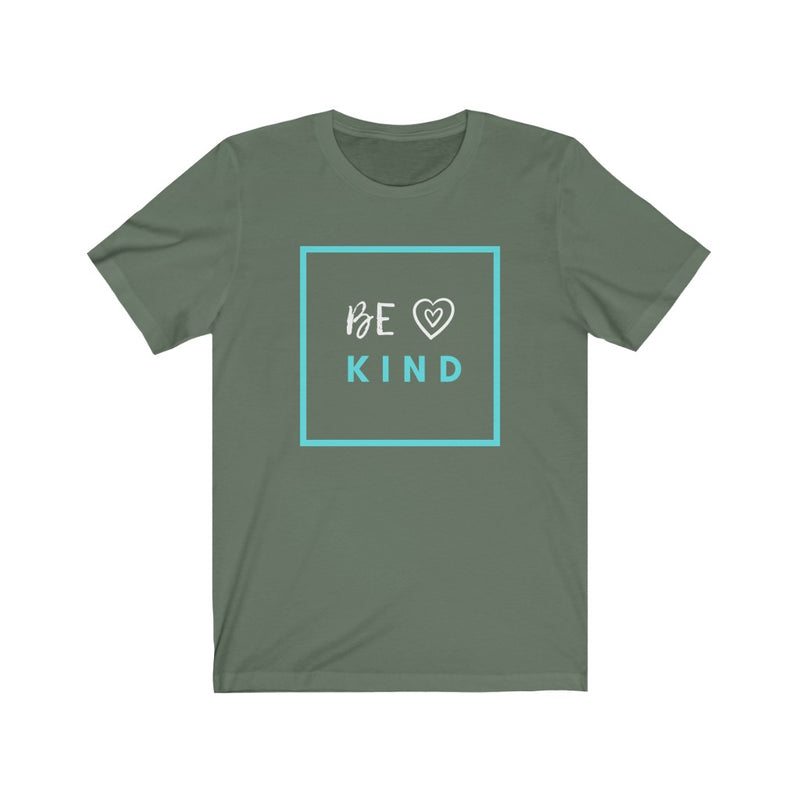 Be Kind - Unisex Jersey Short Sleeve Tee