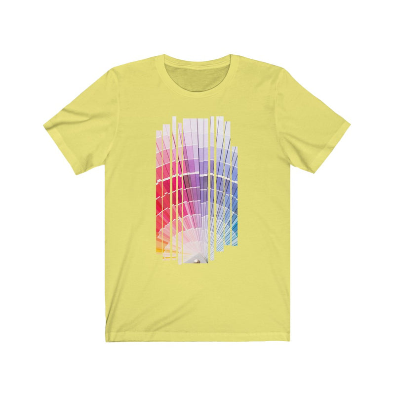 Abstract Design T shirt - Unisex Jersey Short Sleeve Tee