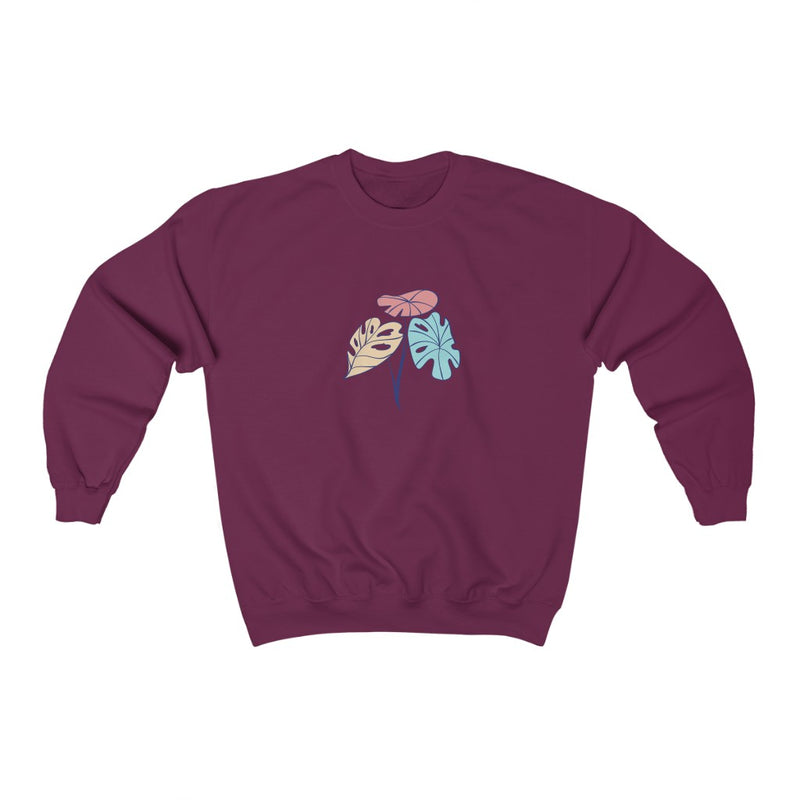 Leaf - Unisex Heavy Blend™ Crewneck Sweatshirt