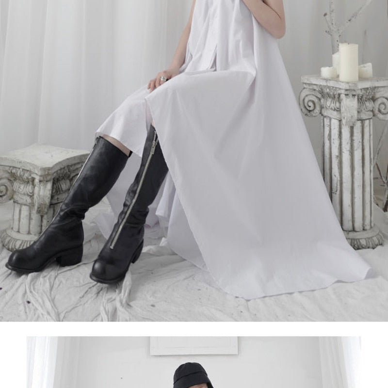 Dresses - Long Shirt Dress