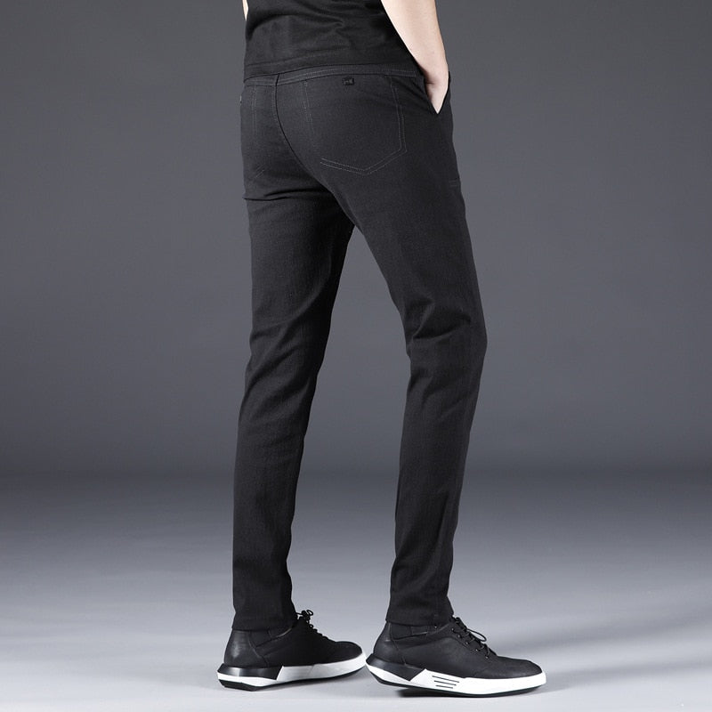 Pant - Spring Summer New Men's Trousers Cotton