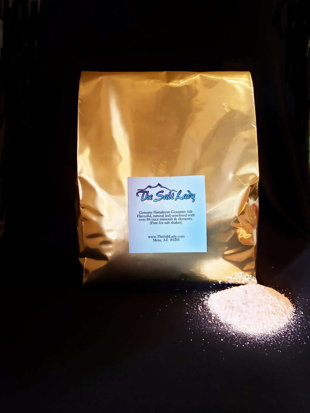 Wholesale Pink Himalayan Fine Cooking Salt 5 lbs