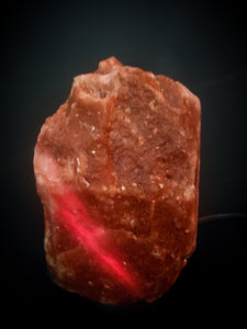 Himalayan Extra Dark Bedroom Salt Lamp