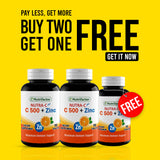 Buy 2 Nutra C Plus Get 1 Nutra C Free