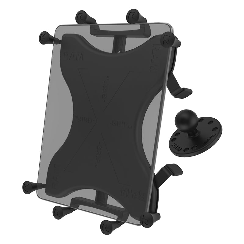 "RAM® X-Grip® Holder with Ball for 9""-10"" Tablets"