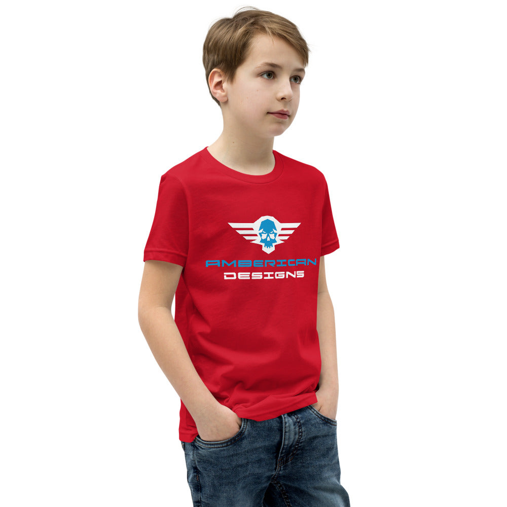 Amberican Designs Youth Short Sleeve T-Shirt